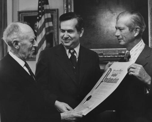1974 In honor of the CSPA 50th Convention, New York City declare it CSPA day.