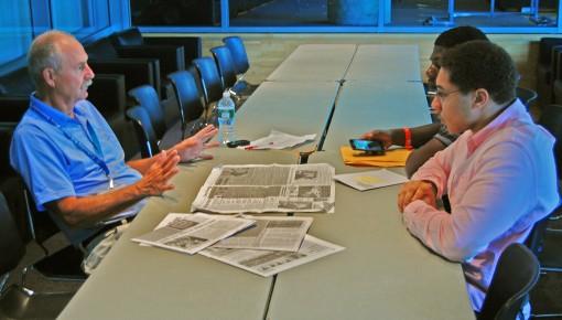 2012 Summer Journalism Workshop