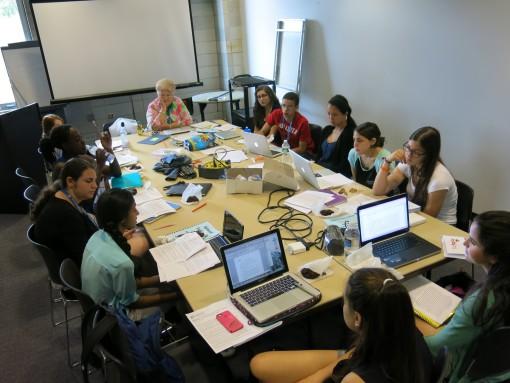 2013 SJW Editorial Leadership Class