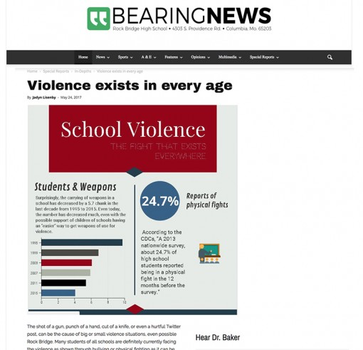 Bearing News | bearingnews.org, Rock Bridge High School, Columbia, MO