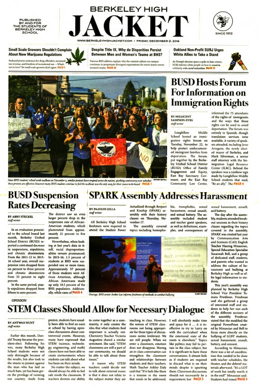 Berkeley High Jacket | bhsjacket.com, Berkeley High School, Berkeley, CA