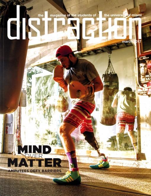 Distraction / distractionmagazine.com, University of Miami, Coral Gables, FL