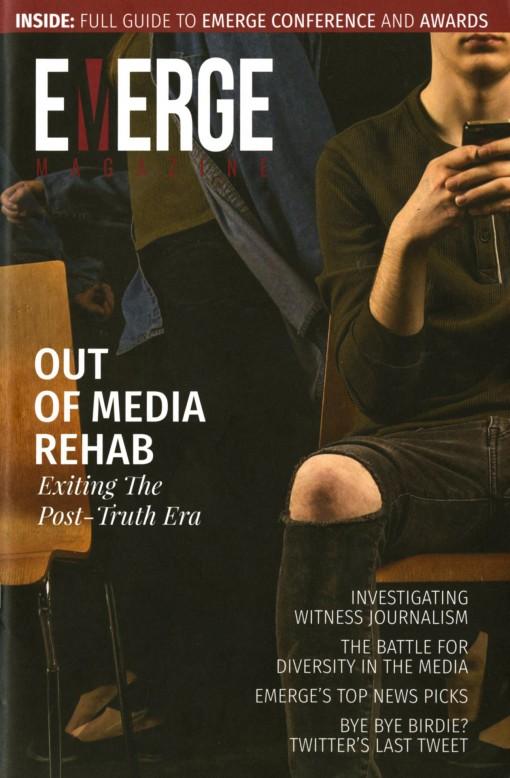 Emerge / emergemagazine.ca, University of Guelph-Humber, Toronto, ON
