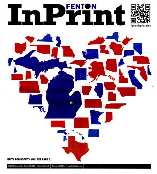 Fenton InPrint | fentoninprint.com, Fenton High School, Fenton, MI