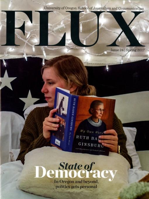 Flux / fluxstories.com, University of Oregon, Eugene, OR