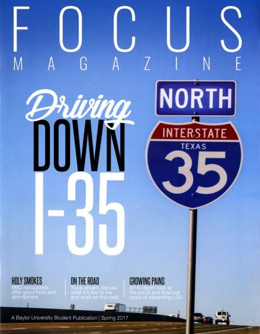 Focus Magazine / baylorfocusmagazine.com, Baylor University, Waco, TX