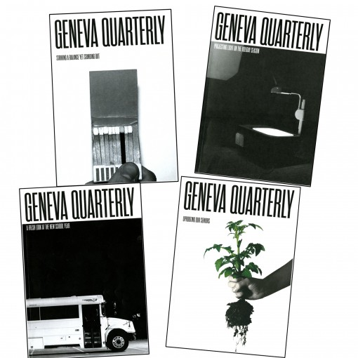 Geneva Quarterly, Geneva School of Boerne, Boerne, TX