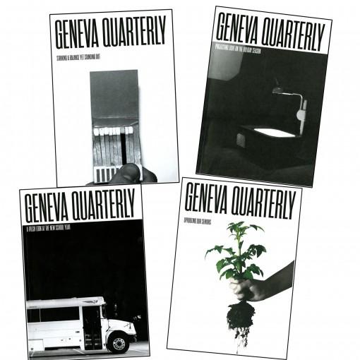 Geneva Quarterly, Geneva School of Boerne, Boerne, TX