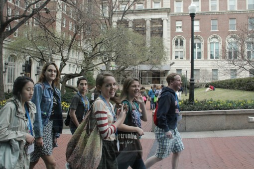 Students attended from 33 schools in 39 states at the 2012 CSPA Scholastic Spring Convention.