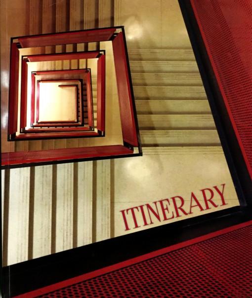 Itinerary-Episcopal School of Dallas