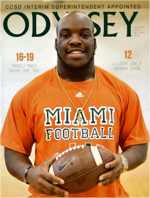 Odyssey / odysseynewsmagazine.net, Clarke Central High School, Athens, GA