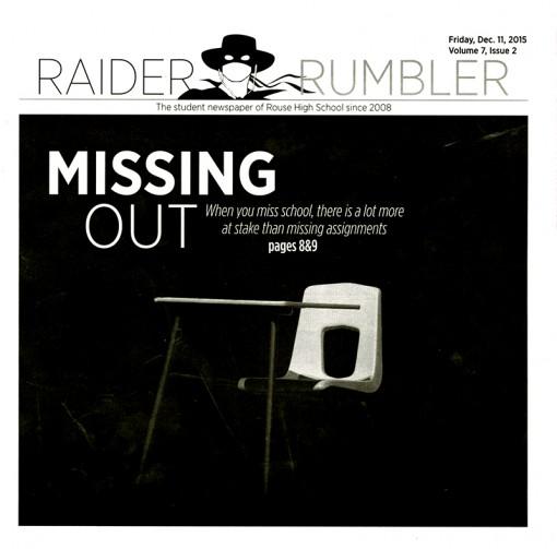 Raider Rumbler-Rouse High School