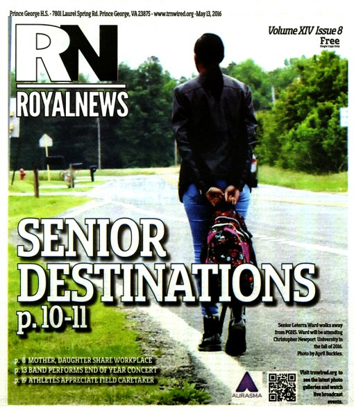 Royal News-Prince George High School