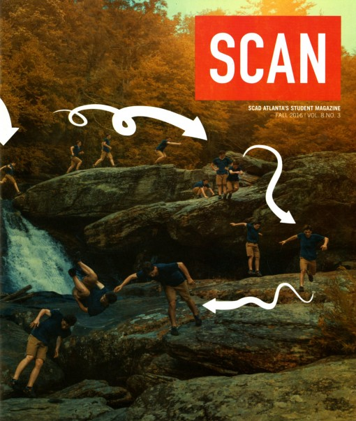 Scan, Savannah College of Design – Atlanta, Atlanta, GA