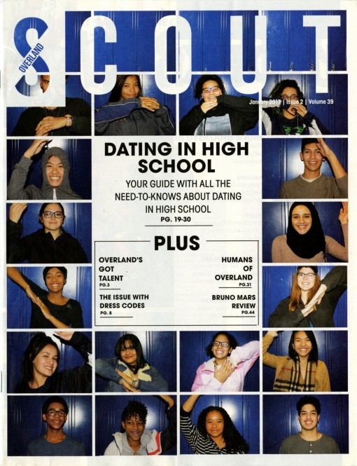 Scout, Overland High School, Aurora, CO