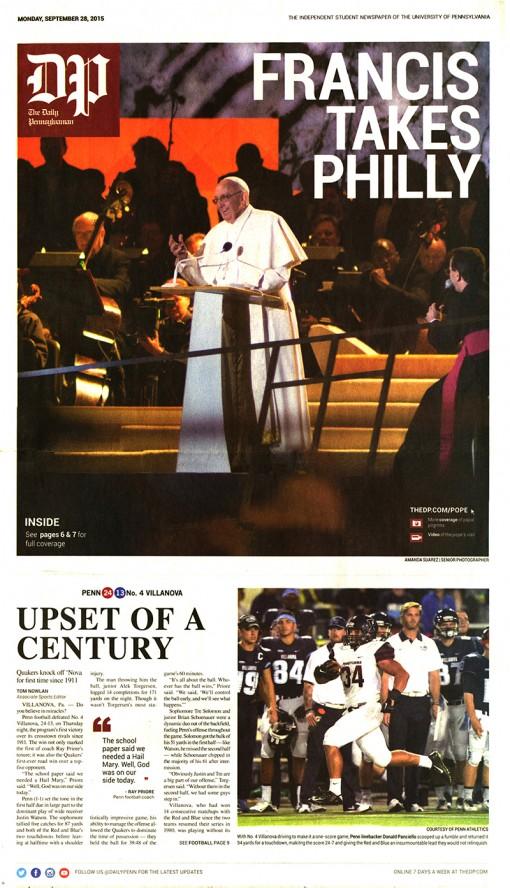 The Daily Pennsylvanian-University of Pennsylvania