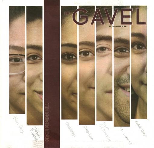 The Gavel-Holmes High School