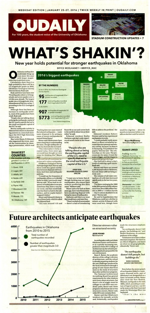 The Oklahoma Daily-University of Oklahoma