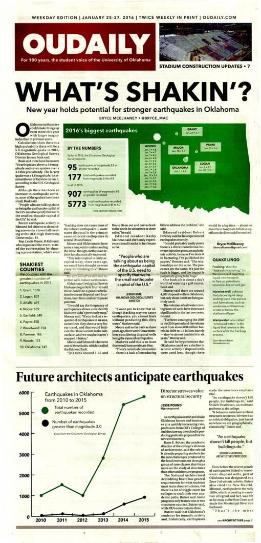 The Oklahoma Daily-University of Oklahoma