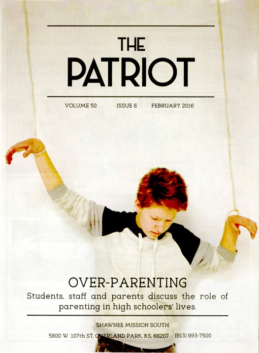 The Patriot-Shawnee Mission South High School