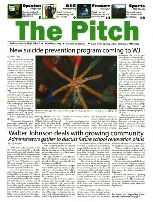 The Pitch-Walter Johnson High School