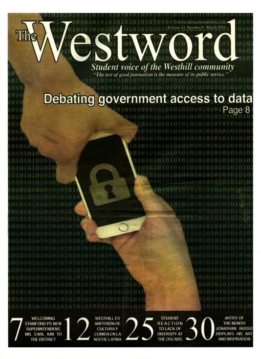 The Westword-Westhill High School