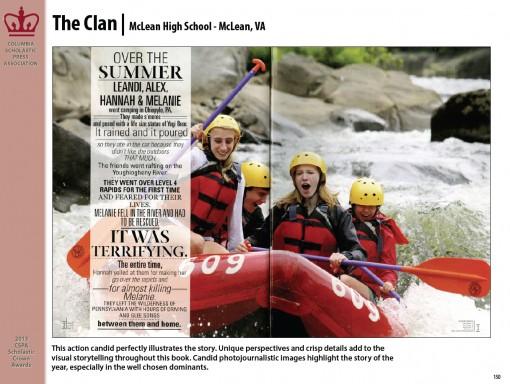The Clan Yearbook, McLean High School, McLean, VA