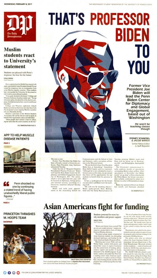 The Daily Pennsylvanian | thedp.com, University of Pennsylvania, Philadelphia, PA