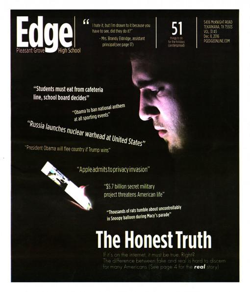 The Edge, Pleasant Grove High School, Texarkana, TX