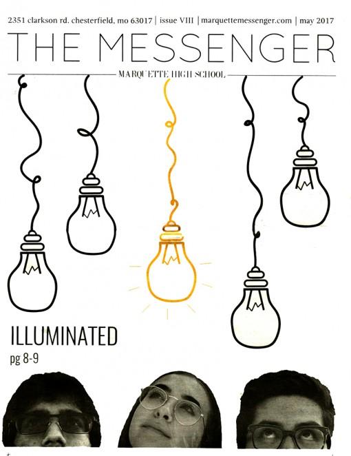 The Messenger | marquettemessenger.com, Marquette High School, Chesterfield, MO