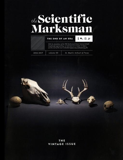 The Scientific Marksman, St. Mark's School of Texas, Dallas, TX