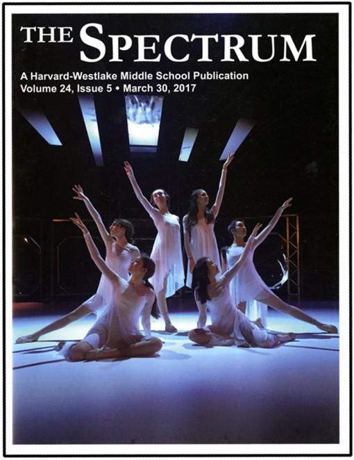 The Spectrum, Harvard-Westlake Middle School, Studio City, CA