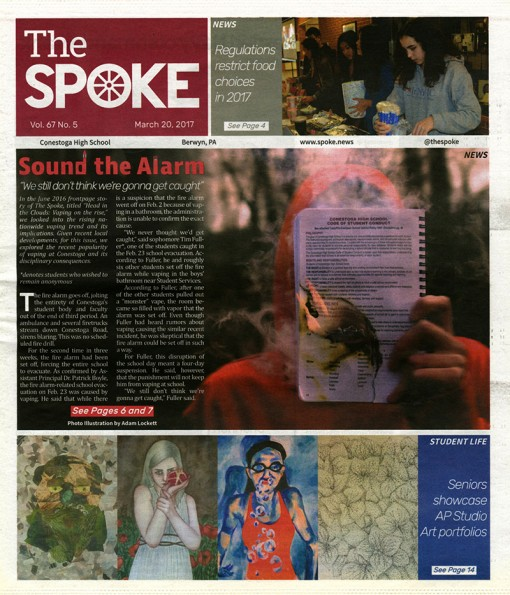 The Spoke | spoke.news, Conestoga High School, Berwyn, PA