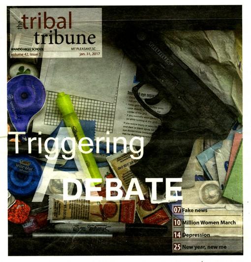 The Tribal Tribune | tribaltribune.org, Wando High School, Mount Pleasant, SC