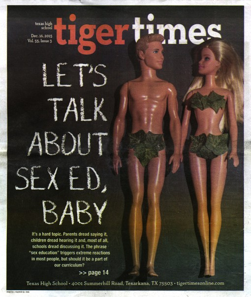 Tiger Times-Texas High School