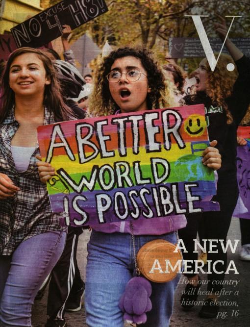 Verde | verdemagazine.com, Palo Alto High School, Palo Alto, CA