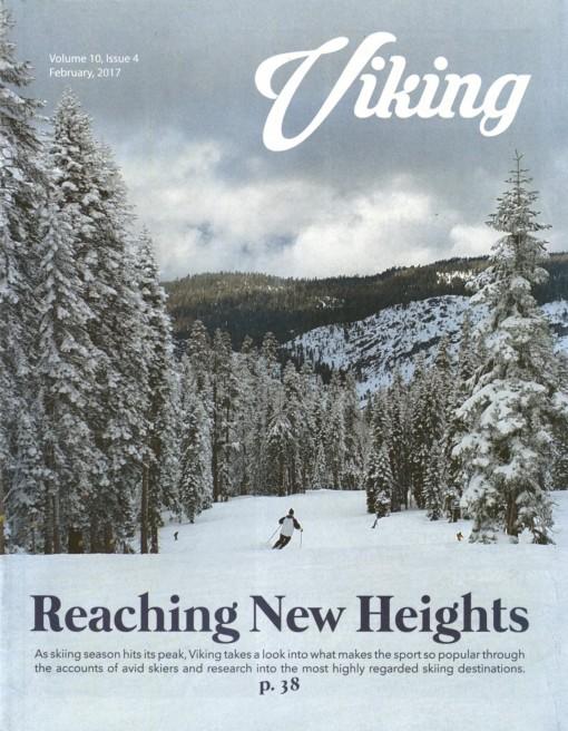 Viking / vikingsportsmag.com, Palo Alto High School, Palo Alto, CA