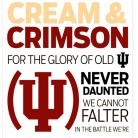 2013 Gold Circle—College news typography-one page #N37 First place winner Sarah Thacker, Indiana Daily Student, Indiana University, Bloomington, IN