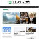 Bearing News   bearingnews.org, Rock Bridge High School, Columbia, MO.