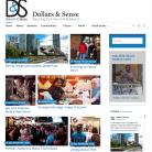 Dollars & Sense   blogs.baruch.cuny.edu/dollarsandsense/, Baruch College, New York, NY.