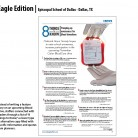 Eagle Edition Newspaper, Episcopal School of Dallas, Dallas, TX