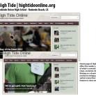 High Tide   hightideonline.org, Redondo Union High School, Redondo Beach, CA