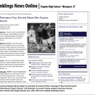 Inklings News Online, Staples High School, Westport, CT