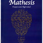 Mathesis, Francis Lewis High School, Flushing, NY