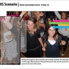 OIS Scenario Yearbook, Orinda Intermediate School, Orinda, CA