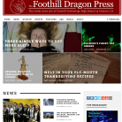 The Foothill Dragon Press | foothilldragonpress.org, Foothill Technical High School, Ventura, CA.