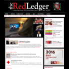 The Red Ledger   theredledger.net, Lovejoy High School, Lucas, TX.