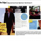 The Edge Magazine, Edgewood Junior/Senior High School, Merritt Island, FL