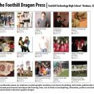The Foothill Dragon Press, Foothill Technology High School, Ventura, CA