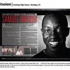 Titanium Yearbook, Antelope High School, Antelope, CA